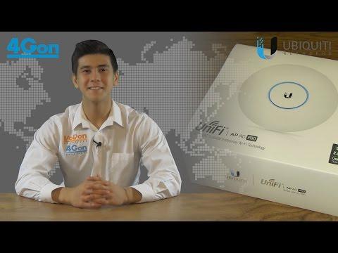 Ubiquiti UniFi AC Pro (UAP-AC-PRO) Overview and Unboxing