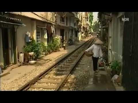 Vietnam in einem Zug - Zugreise durch Vietnam