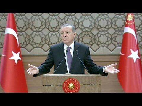 Συνταγματική αναθεώρηση ζήτησε ο Ερντογάν