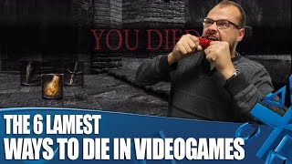 The 6 Lamest Ways To Die In Videogames