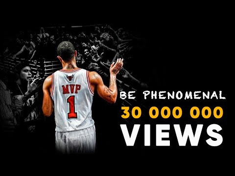 The Best Motivational Video – Be Phenomenal [HD]