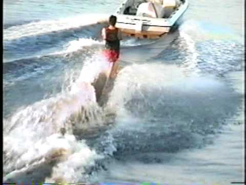 Learn to Water Ski with Lucky Lowe