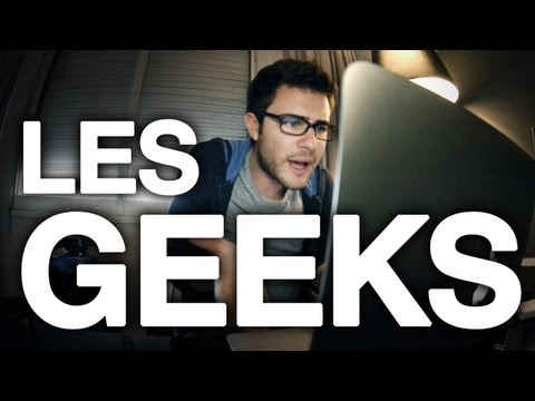 geek - Ma page facebook a un truc  te dire : http://www.facebook.com/CyprienVideo Pour voir toutes mes autres vidos, a se passe sur http://www.cyprien.fr/ Merci ...