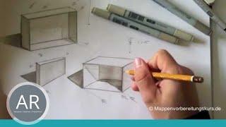 ✅ architektur zeichnen lernen videos - by stagevu, Innenarchitektur ideen