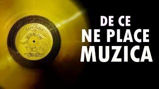 Salutare! Astazi va prezint o noua tema libera, si anume, De ce Ne Place MUZICA? Aparent in spatele melodiilor voastre favorite,...