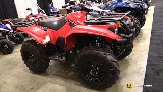 2018 Yamaha Kodiak 700 Recreational ATV - Walkaround - 2018 Toronto ATV Show