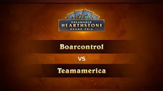 BoarControl vs TeamAmerica, game 1