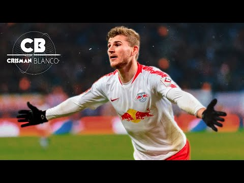 •Timo Werner• Magical Dribbbling Skills & Goals 2019