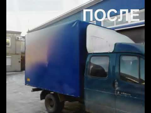 Задние распашные ворота Тент ПВХ ИП Забелин Пензатент г Пенза