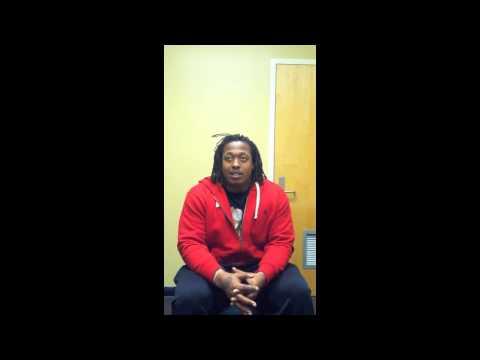 Khyri Thornton Interview 3/13/2013 video.