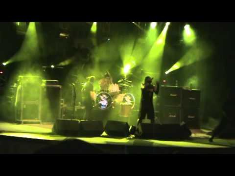 Show do Sepultura em Urussanga/SC 07/09/12