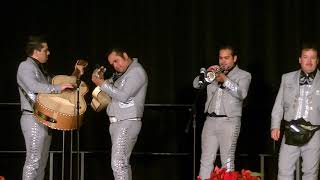 Classic Mexican Mariachi song at Cleveland multicultural party
