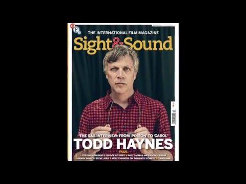 Nicolas Guerin - Todd Haynes - Cannes Film Festival 2015