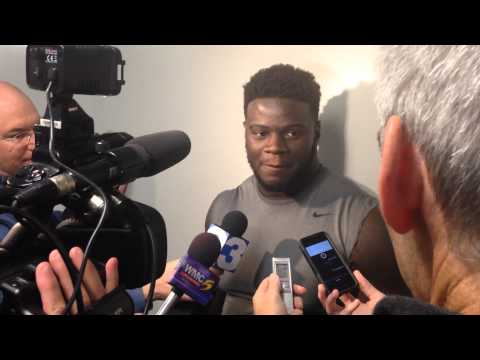 Martin Ifedi Interview 11/22/2014 video.