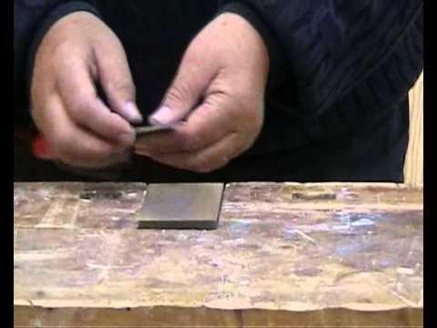 Lektion 13 - Vedligeholdelse af værktøj