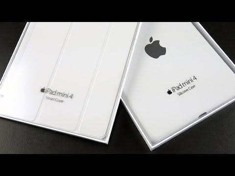 Apple iPad mini 4 Smart Cover + Silicone Case: Review