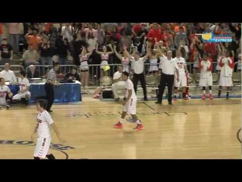 Seth Youngblood (Roland, OK) Scores 41 Points in State Championship Game