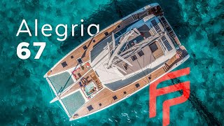 Alegria 67 - Fountaine Pajot Sailing Catamarans Fountaine Pajot