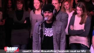 """OrelSan - """"SI SEUL""""- Live - C'Cauet sur NRJ"""