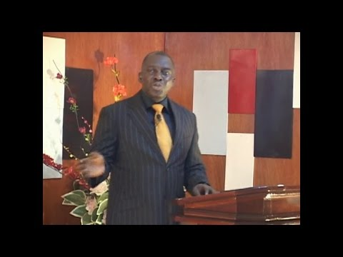 The High Calling 5.  To live is Christ with Pastor Bankie Olusina
