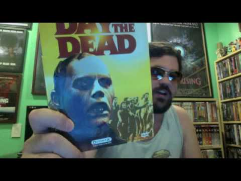 Day Of The Dead (1985) Movie Review