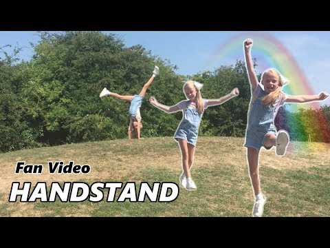 60 Second Fan Video | Handstand By Rosie McClelland