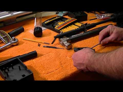 AR15 Gas Tube & Front Sight Installation