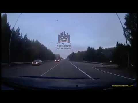 Аэропорт 24.09.2018 ЧП Красноярск - DomaVideo.Ru