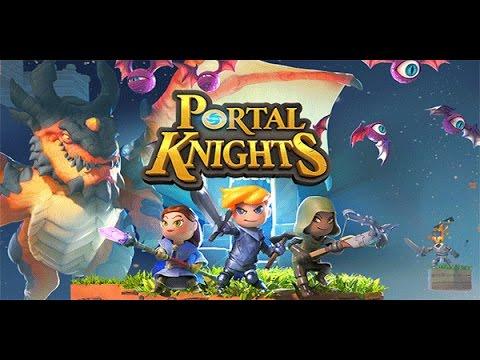 Portal Knights - Убийство босса дракона