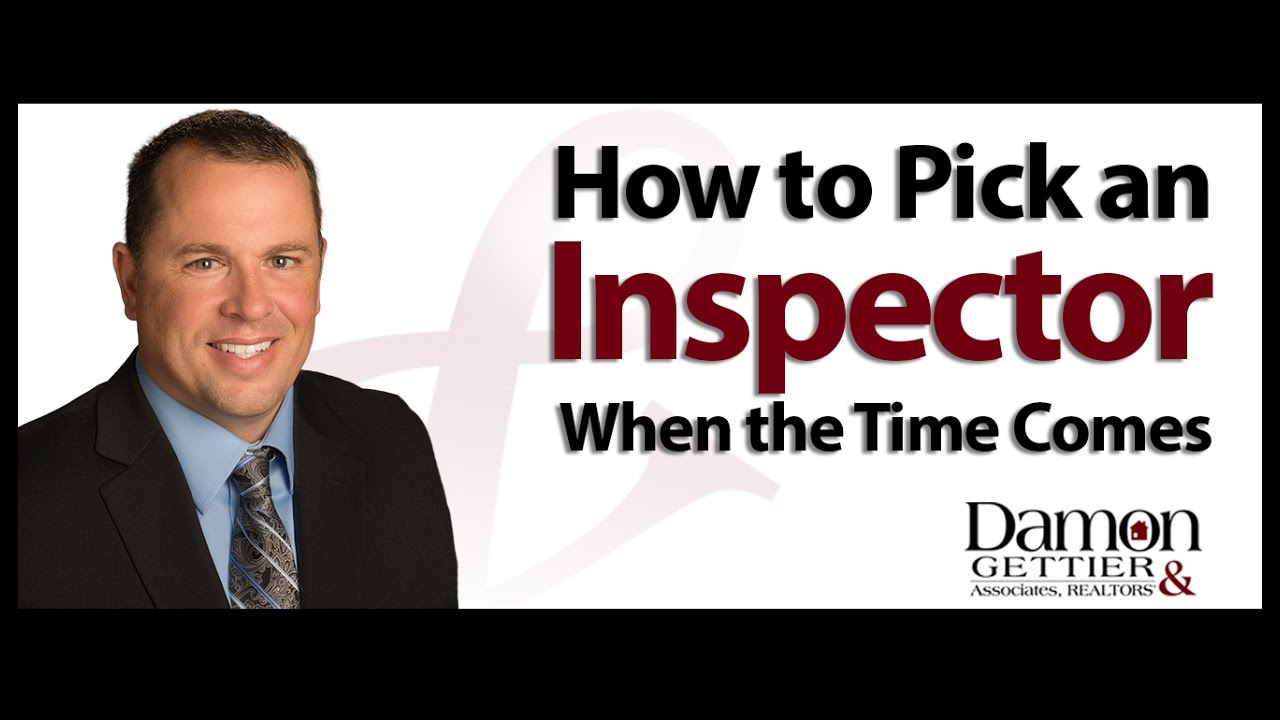 What You Need to Know About Inspections