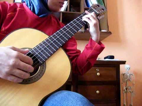 A Time for Us (Romeo and Juliet) by Nino Rota - Classic Guitar