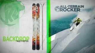 2013 K2 Backdrop Ski