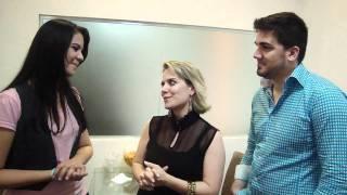 Natália Campos Entrevista Mariana Valadão Para TV Start