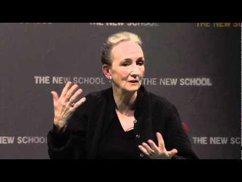 Rathaus mit Kathleen Chalfant | The New School for Drama