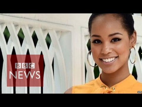 People Don T Believe I Am Japanese Says Miss Japan BBC News
