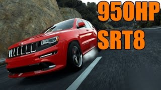 Nonton Forza Horizon 2 | 950 HP Jeep SRT8 Monster | Can it Handle? Film Subtitle Indonesia Streaming Movie Download