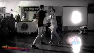 EMRE&ESIN | SALSA SHOW | 7th SALSA JAM IN CYPRUS BIGGEST LAUNCH PARTY