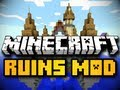 Minecraft Ruins Mod - GENERATED STRUCTURES, TRAPS, &amp; MORE! (HD)