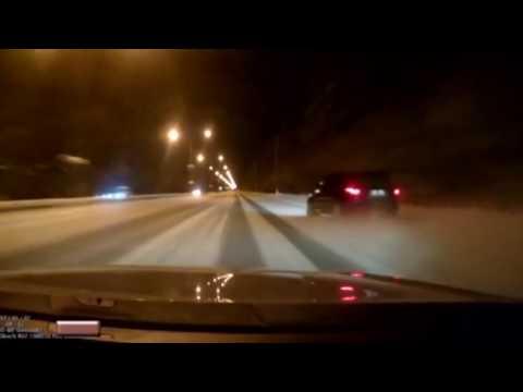 Смертельная гонка в Тюмени (видео)