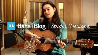 "Baha'i Blog's ""Studio Sessions"" is an initiative where we invite Baha'is and their friends from around the world to come into a ..."