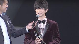 千葉雄大、ベストスタイリングアワード受賞に「輝かしいところに呼んでいただけて嬉しい」 #Yudai Chiba #event