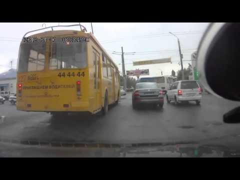 Авария в Оренбурге