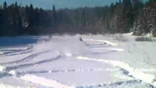 9. Ski-doo 1000 renegade