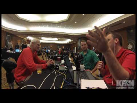 VIDEO: Interview With Coach Bill Frieder From the Final Four