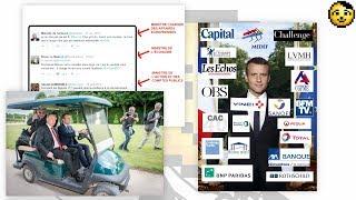 Video Les 100 jours d'Emmanuel Macron (Best of) MP3, 3GP, MP4, WEBM, AVI, FLV Juli 2017