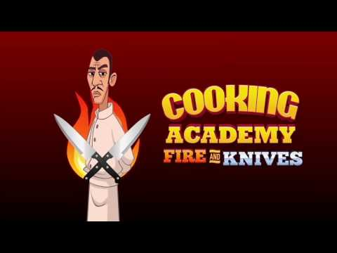 Cooking Academy Fire Knives Trailer