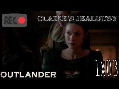 Outlander Season 1 Episode 3 | Claire's Jealousy