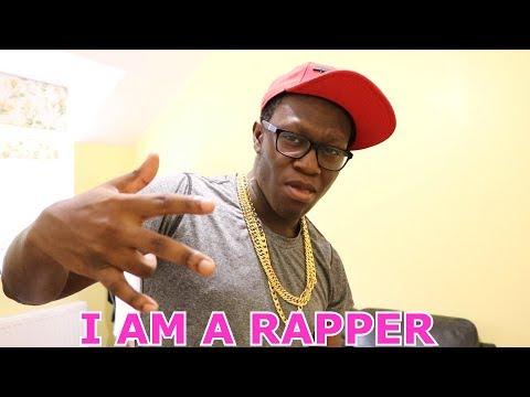 I AM A RAPPER (видео)