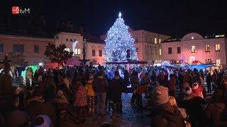 Náhled - Rozsvícení vánočního stromu 2018