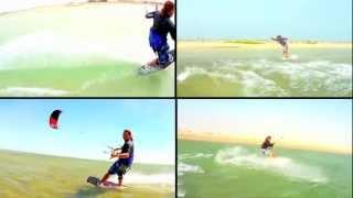 JVC TEAM SPORT - Alex Caizergues en toute liberté au Qatar...